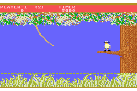 Jungle Hunt (1983) (Atari) ROM