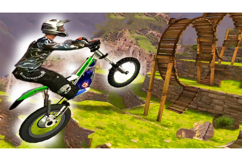 Trial Xtreme 4 - Bike Racing Game - Motocross Racing ...