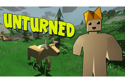 Unturned - Minecraft Zombies! - W/AshDubh & SnakeDoctor ...