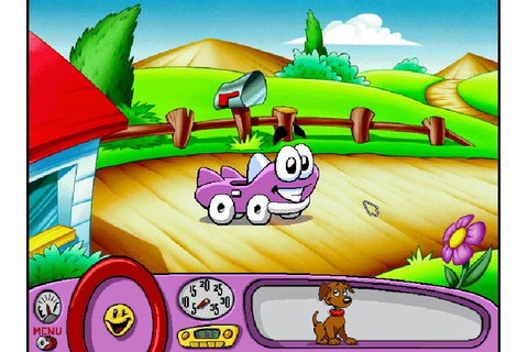 Gaming After 40: Adventure of the Week: Putt-Putt Enters ...