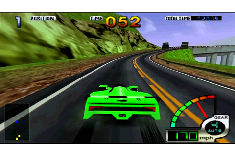 N64 - California Speed - YouTube