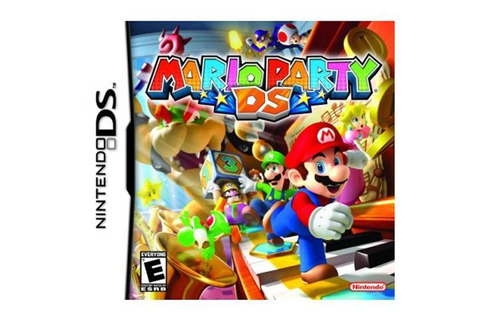 Mario Party DS Nintendo DS Game - Newegg.com