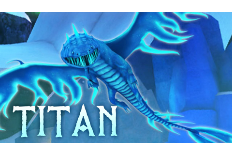 TITAN Flightmare - School of Dragons - YouTube