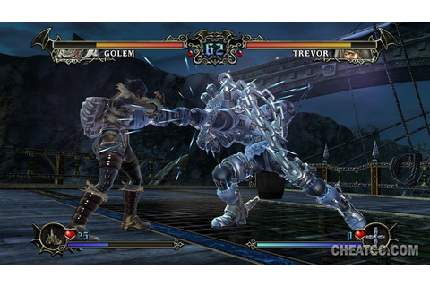 Castlevania Judgment Review for Nintendo Wii