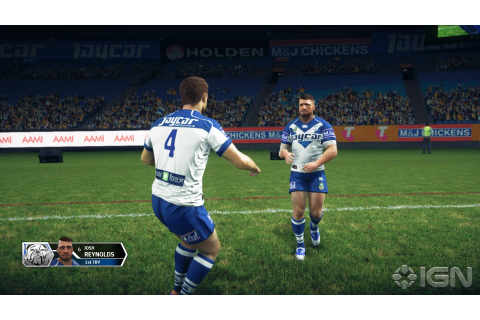 Rugby League Live 3 Screenshots, Pictures, Wallpapers ...