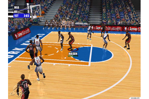 NBA Live '01 Screenshots, Pictures, Wallpapers - PC - IGN