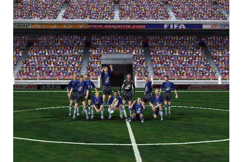 FIFA 2000 Download Free Full Game | Speed-New