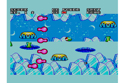 Fantasy Zone II - The Tears of Opa-Opa Screenshots ...