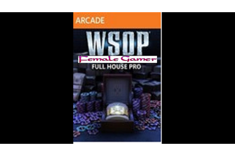 World Series of Poker Full House Pro FULL online rank game ...