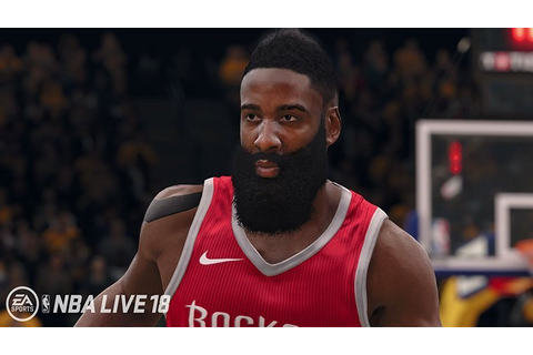 NBA LIVE 18 Simulates High Profile Tip-Off Games - Attack ...