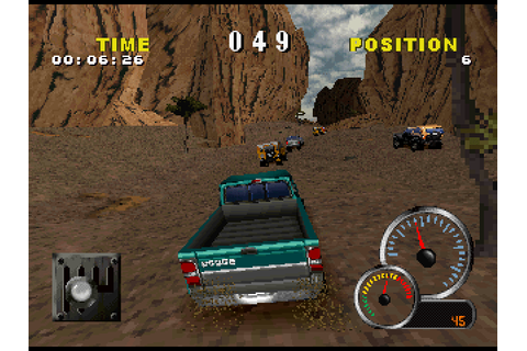 Test Drive Off-Road 2 (USA) PSP Eboot | Cdromance