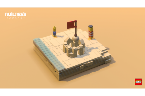 Apple Arcade: 'LEGO Builder's Journey' Review – A ...