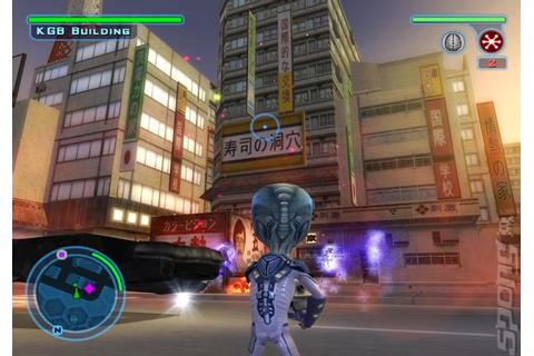 Music N' More: Destroy All Humans 2