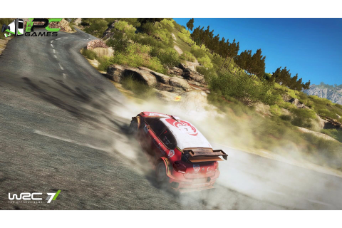 WRC 7 FIA World Rally Championship Download PC Game Free