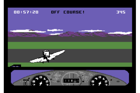 Abandonware Games / Gee Bee Air Rally