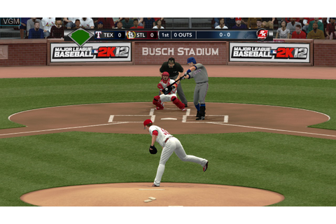 Major League Baseball 2K12 for Microsoft Xbox 360 - The ...