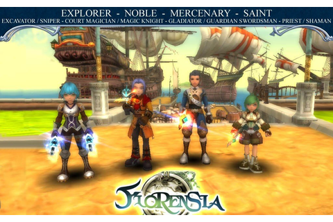 Florensia Alternatives and Similar Games - AlternativeTo.net
