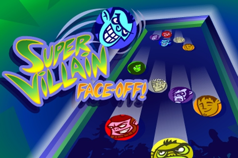 Kim Possible Super Villain Face-Off Game - Kim Possible ...