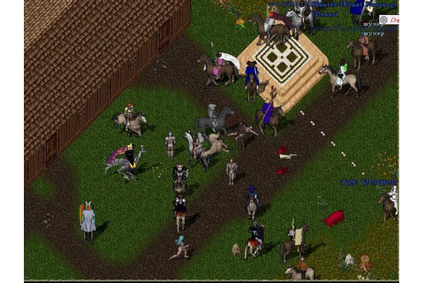 Ultima Online - game portal The Abyss