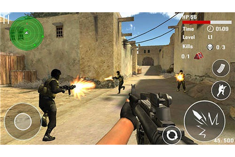 Download Free Counter Terrorist Shoot Android Mobile Phone ...
