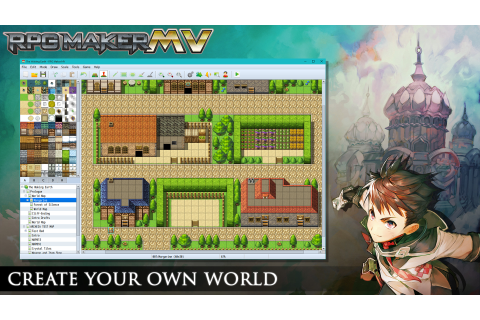 RPG Maker MV on Steam