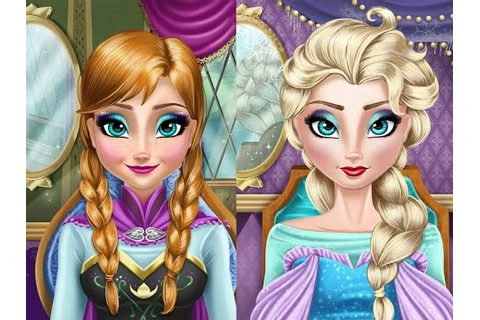 Frozen Games For Girls Compilation of Elsa and Anna Real ...