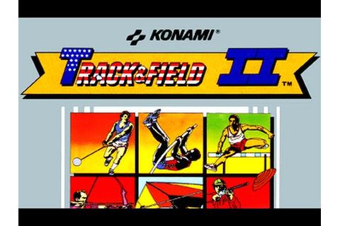 RetroSnow: Track and Field 2 (NES) Review - YouTube