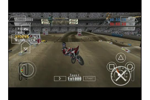 Cara Download Game MX Vs ATV Unleashed On The Edge PPSSPP ...
