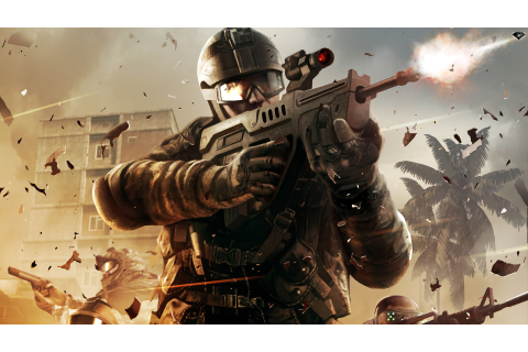 Warface Game Wallpapers | HD Wallpapers | ID #12824