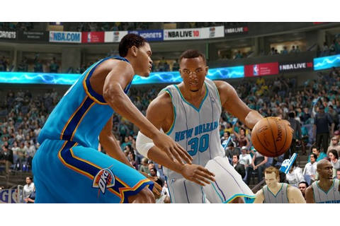 NBA Live 13 to mark EA Sports' return to basketball ...