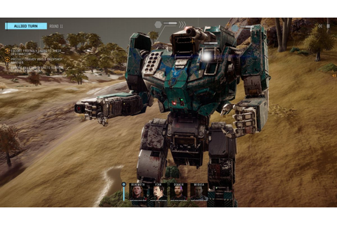 BattleTech review | PC Gamer