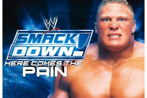 WWE SmackDown!: Here Comes The Pain - WWE Games Database