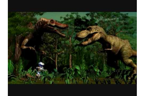 Jurassic Park III: Dino Defender: Go Through The Game ...