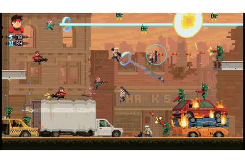 50 Minutes of Super Time Force Gameplay with the Creator ...
