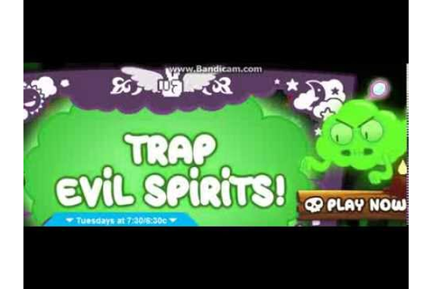The Amazing World of Gumball Game - TRAP EVIL SPIRITS ...
