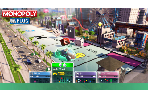 MONOPOLY® PLUS on Steam