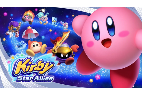 Kirby: Star Allies Arriving in March | GameLuster