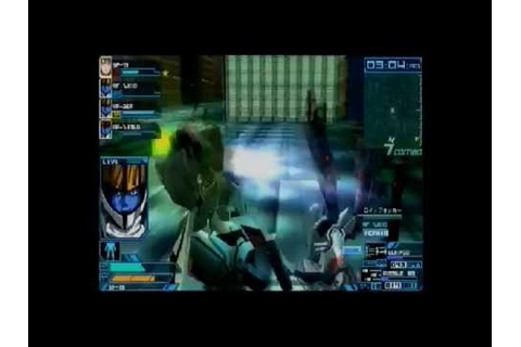 Macross Ace Frontier (PSP) Gameplay - YouTube