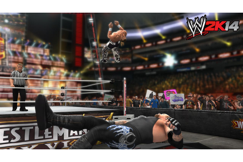 Download WWE 2K14 Game For PC Full Version ~ Pc Game Free ...