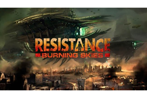 RESISTANCE BURNING SKIES PS VITA VPK DOWNLOAD - Ziperto