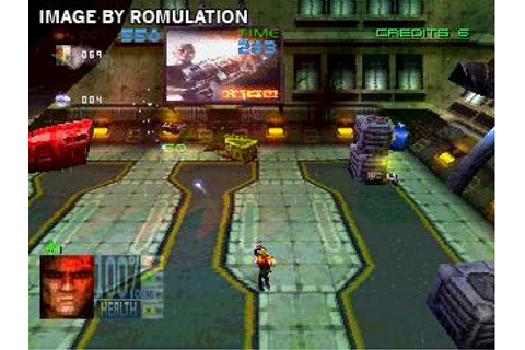 Millenium Soldier - Expendable (USA) PSX / Sony ...