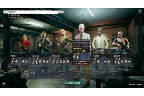 Phantom Doctrine And Hard West Coming To Switch In 2019 ...