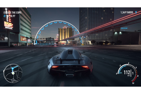 Need for Speed Payback Reviews - TechSpot