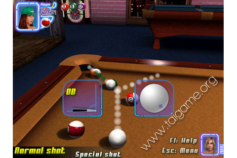Midnight Pool 3D - Download Free Full Games | Sports games