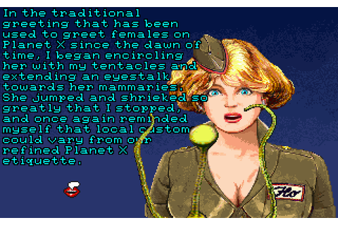 Leather Goddesses of Phobos 2 (1992) for MS-DOS