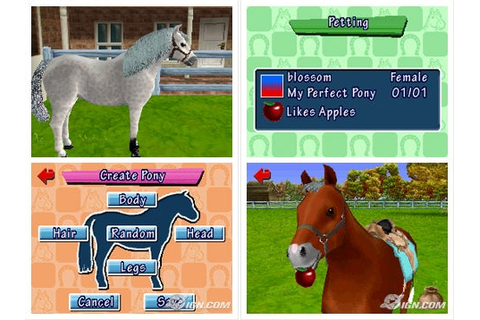 Pony Friends: Mini-Breeds Edition Review - IGN