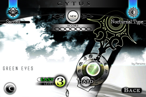 Cytus [Rayark Inc.] - $1.99 ~ TheAppShack - iPhone, iPad ...