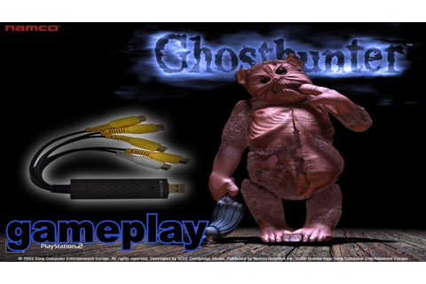 Ghosthunter ps2 gameplay HD - YouTube