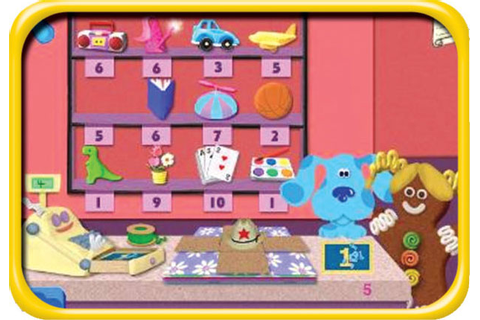 Amazon.com: TLC Blue's Clues Preschool Learning System 2008