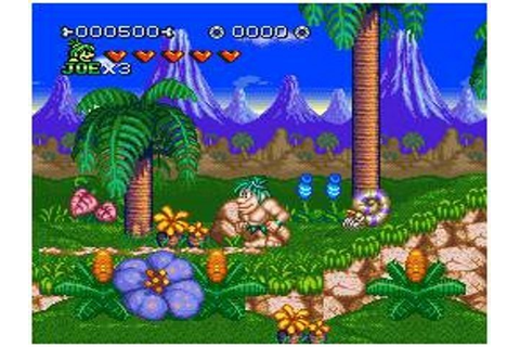 Joe and Mac 2: Lost in the Tropics (USA) SNES ROM | Cdromance